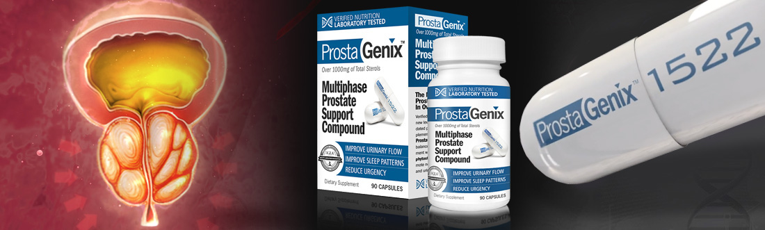 ProstaGenix Prostate Pills Before and After